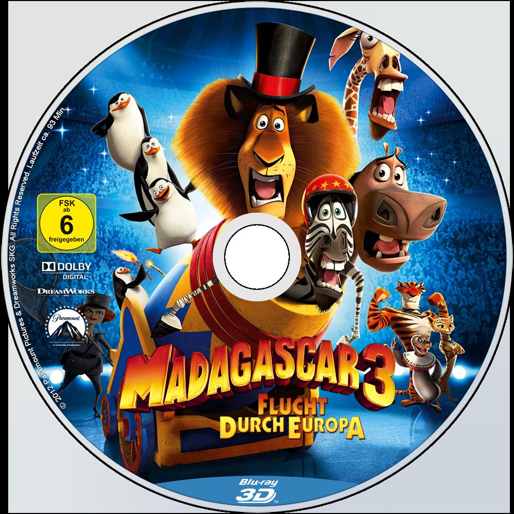 Madagascar 3: Europe'-s Most Wanted (2012) Espanol | Fanatico | Sdd ...