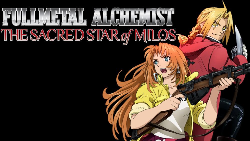 Fullmetal Alchemist: The Sacred Star of Milos   Movie fanart   fanart.tv
