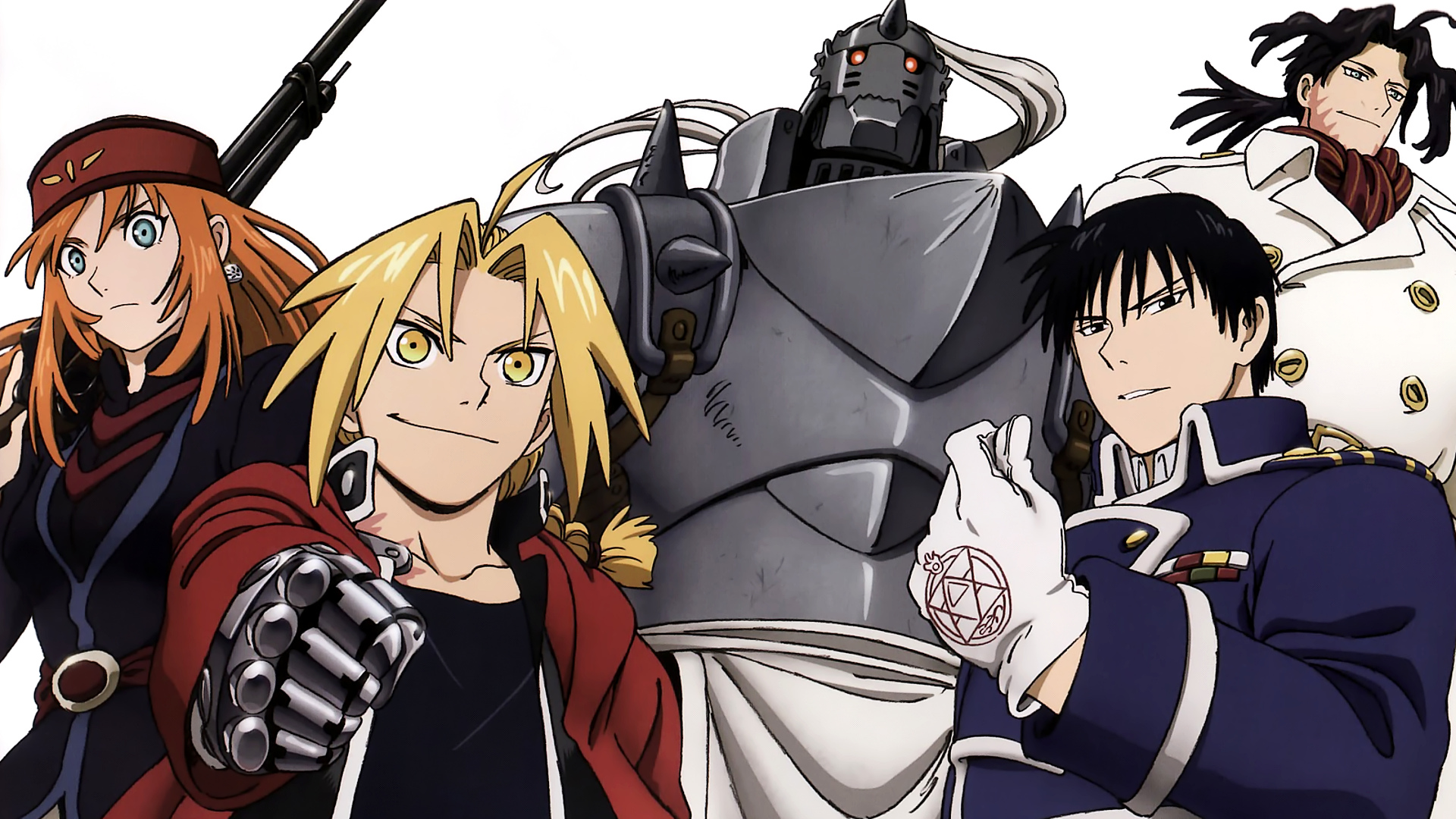 Movie Fanart: Fullmetal Alchemist: The Sacred Star Of Milos
