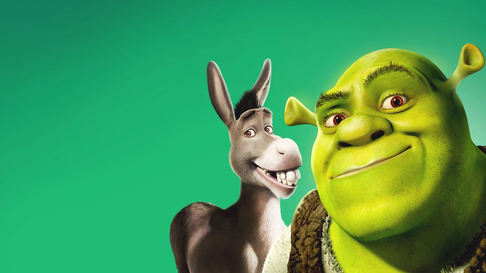 Shrek Movie Fanart Fanart Tv