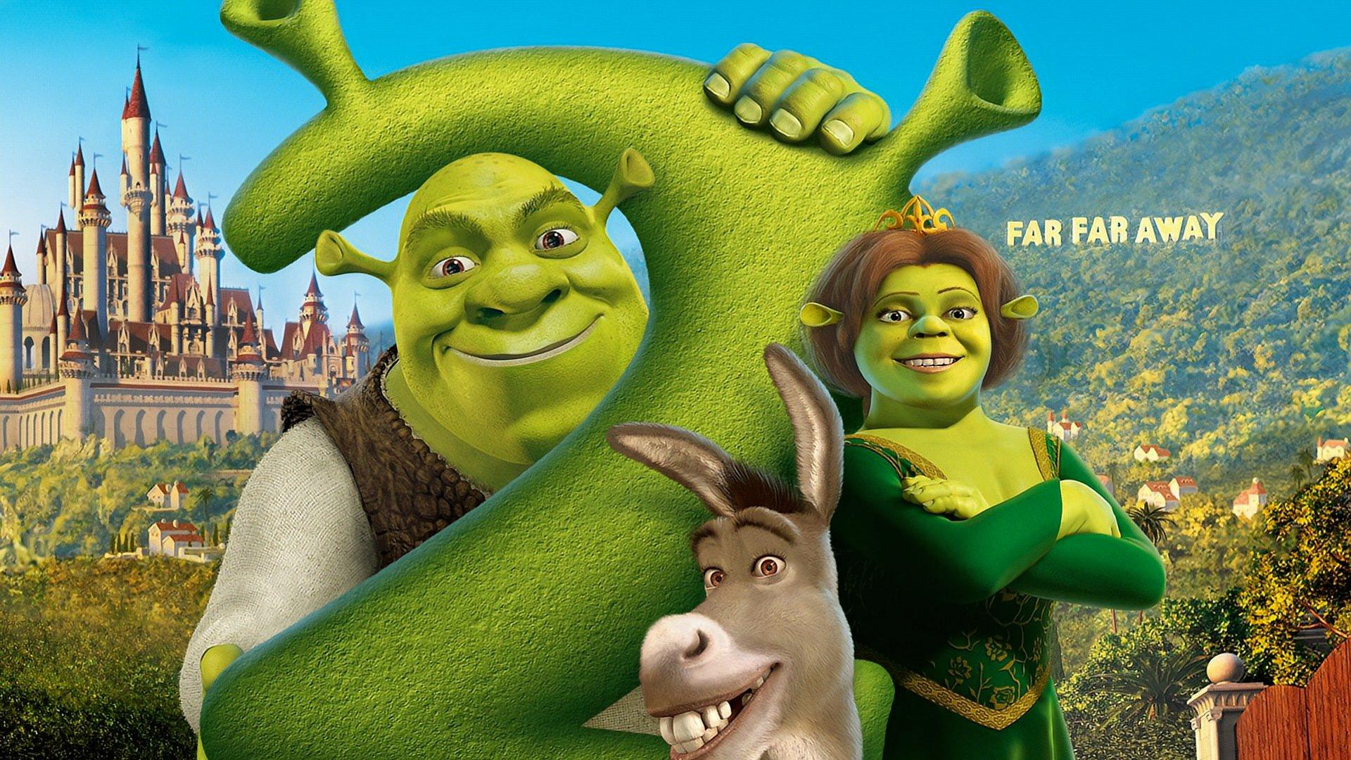 Shrek 2 Movie Fanart Fanart Tv