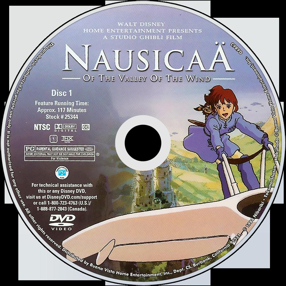 Nausicaä by Yasuyoshi Tokuma, Michio Kondou 1983 - Films for the Earth