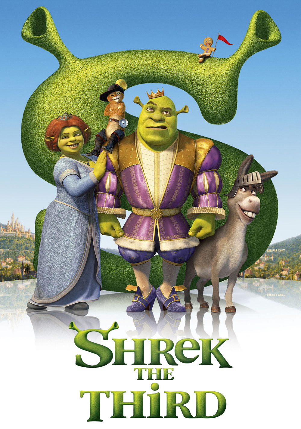 shrek the third movie fanart fanarttv