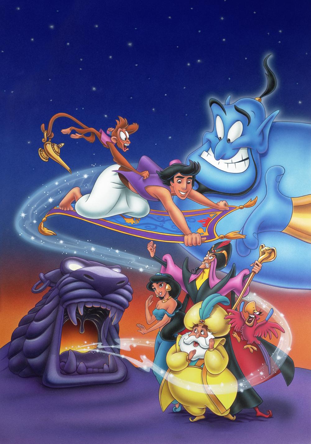 Aladdin Stream English