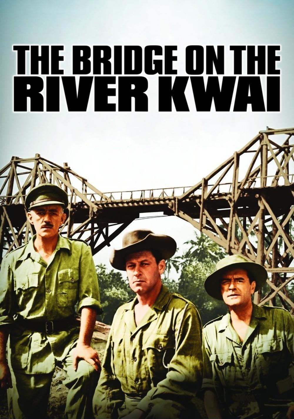 the bridge on the river kwai movie fanart fanarttv