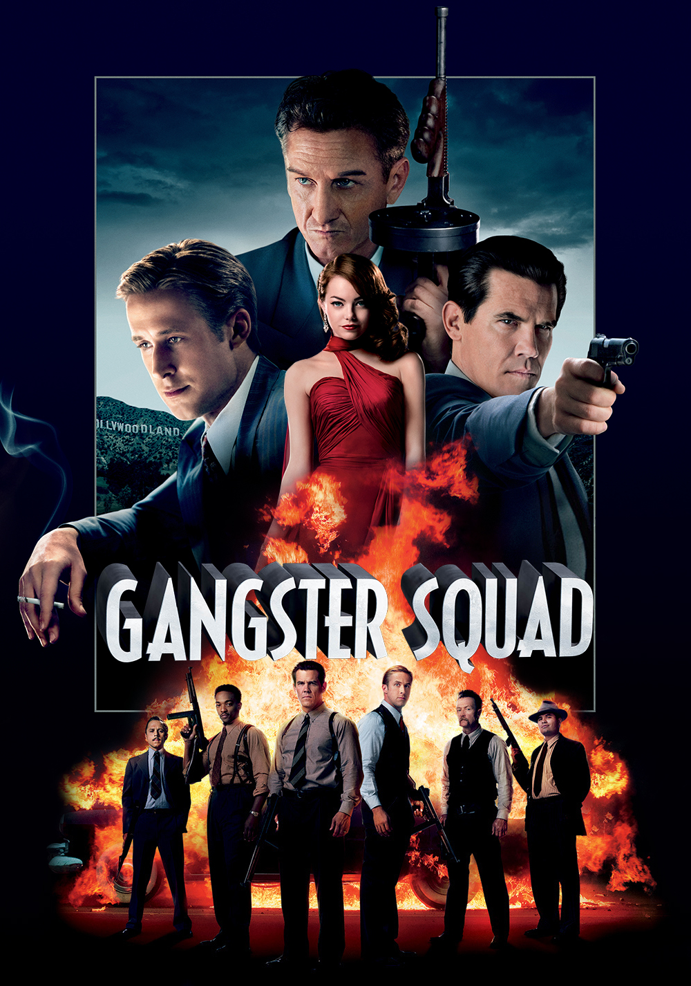 gangster squad besetzung