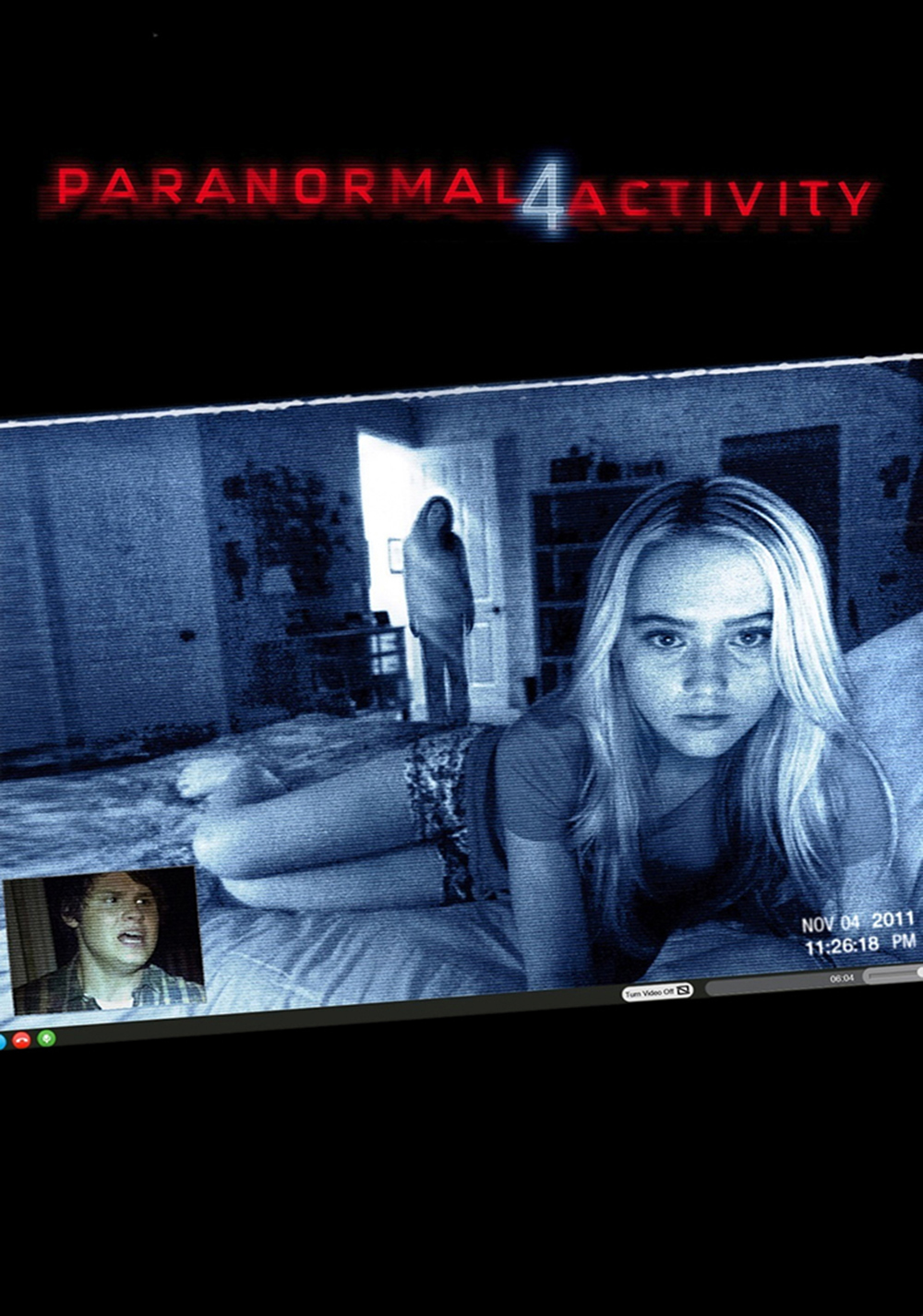Paranormal Activity Filme