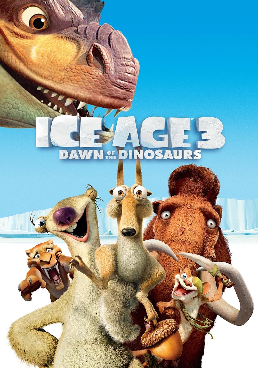 Ice Age: Dawn of the Dinosaurs | Movie fanart | fanart.tv