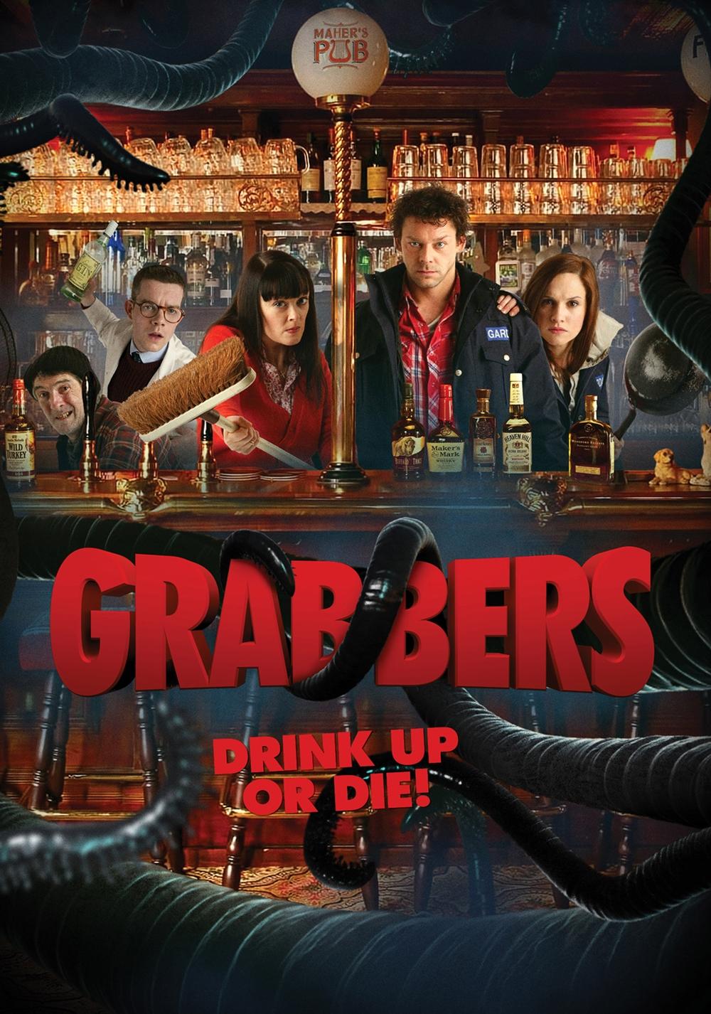 Grabbers Movie Poster Grabbers Movie Poster Image