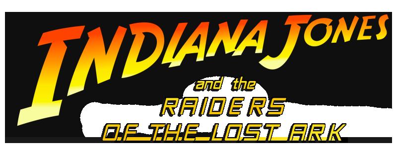 raiders of the lost ark logo wwwpixsharkcom images