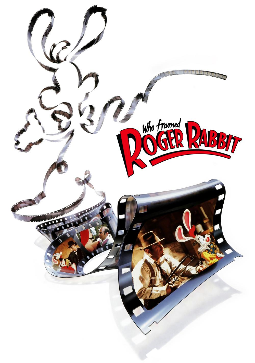 Who Framed Roger Rabbit Movie Poster Image