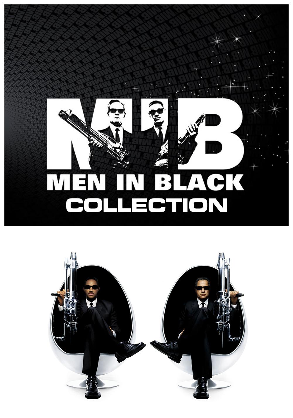 men in black collection movie fanart