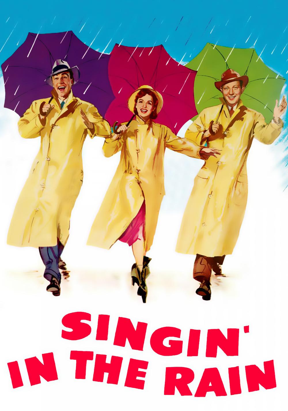singin in the rain movie fanart fanarttv