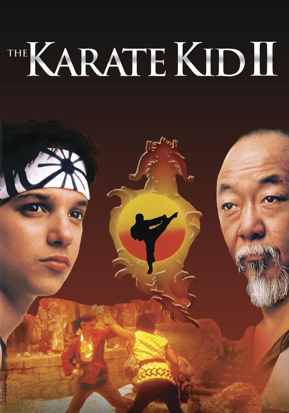 Karate Kid Part   Full Movie
