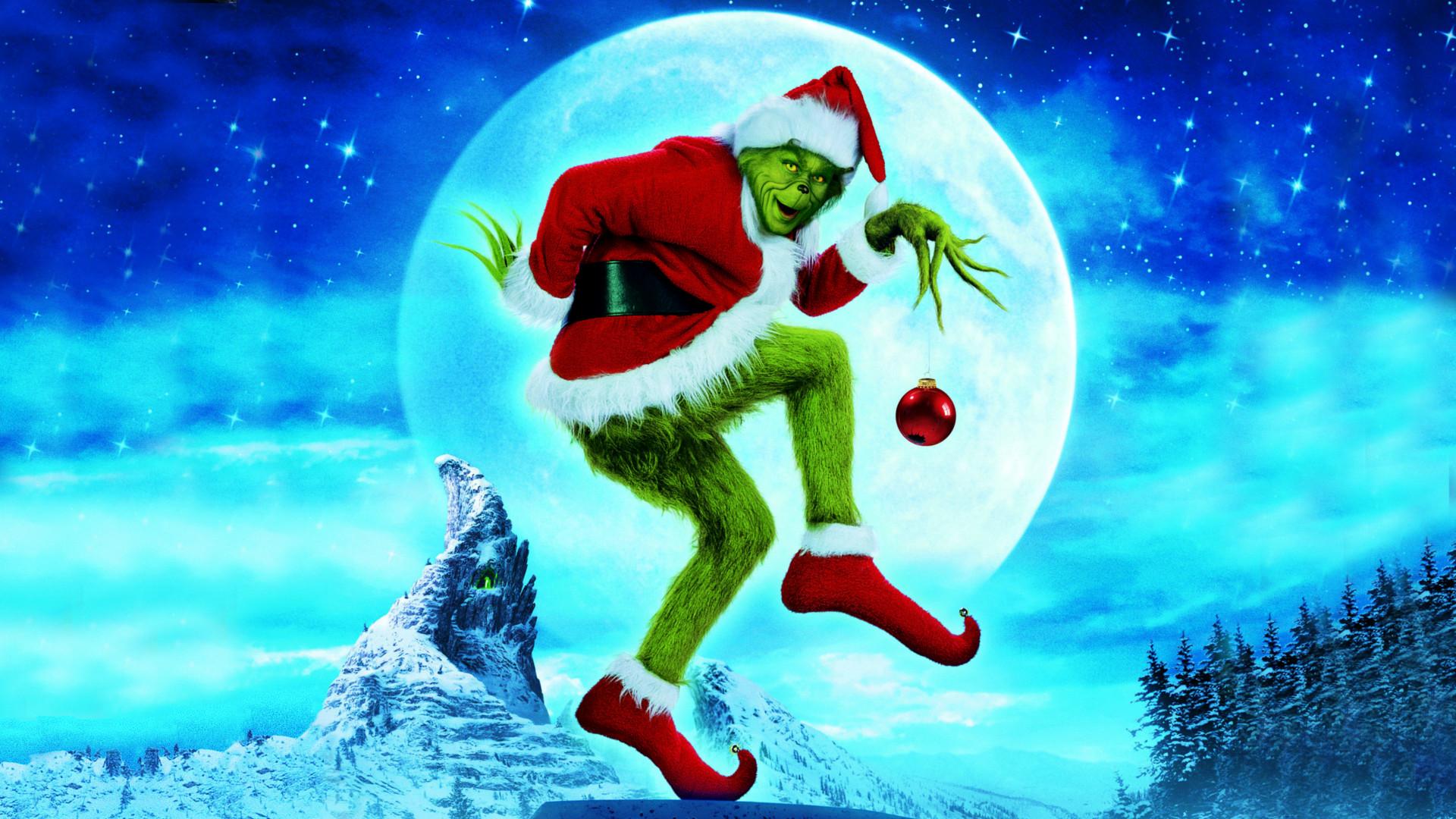 How the Grinch Stole Christmas | Movie fanart | fanart.tv