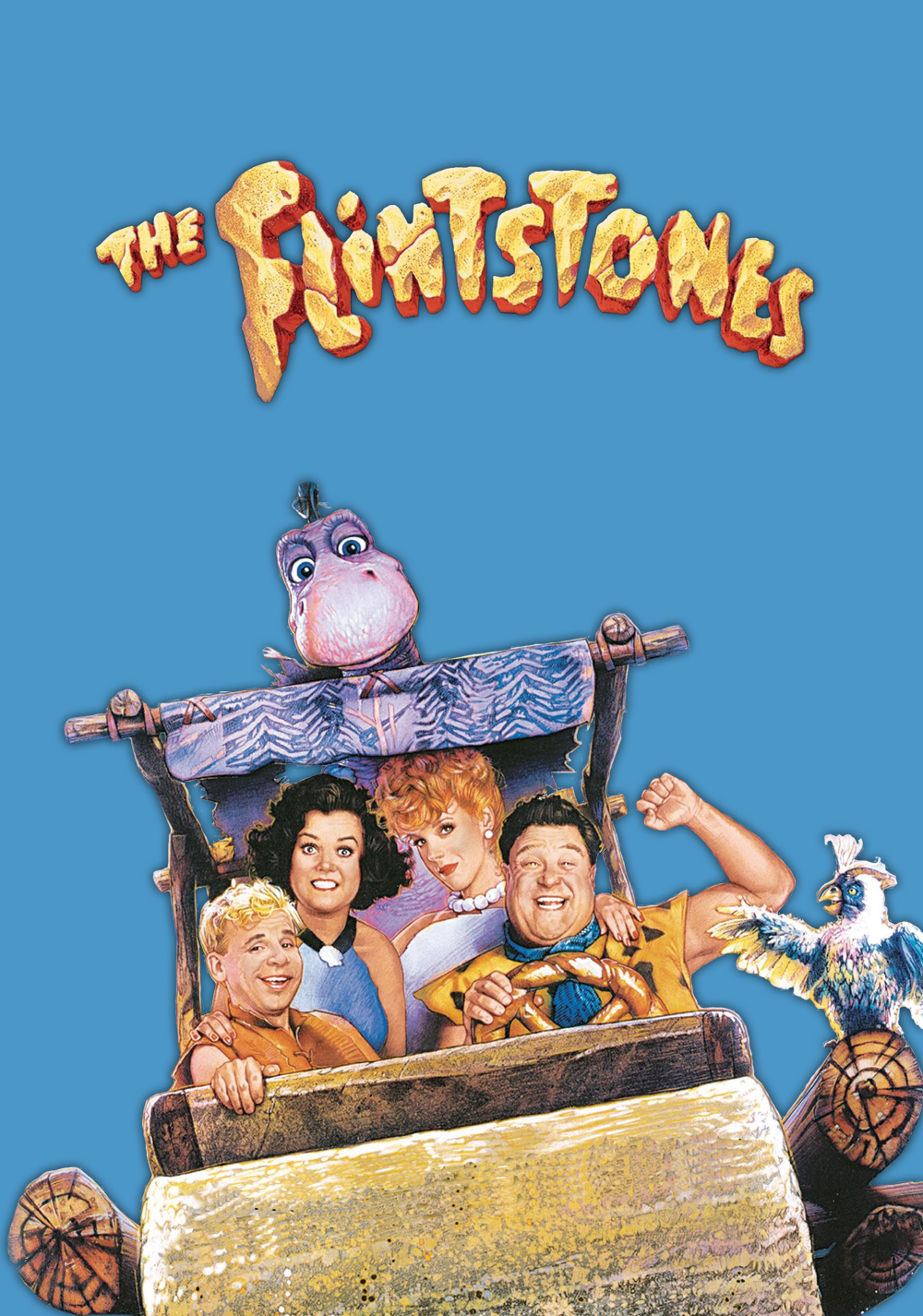 the flintstones film