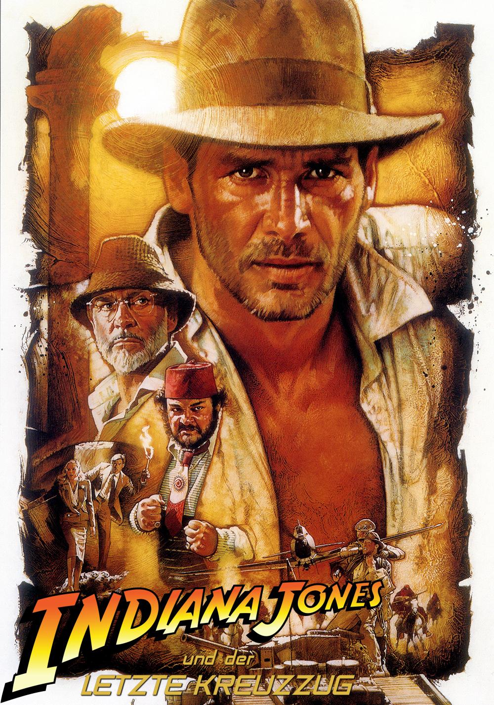 Indiana Jones Filme Und Tv-Sendungen