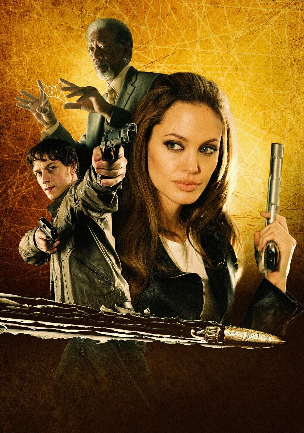 Wanted Movie Fanart Fanart Tv