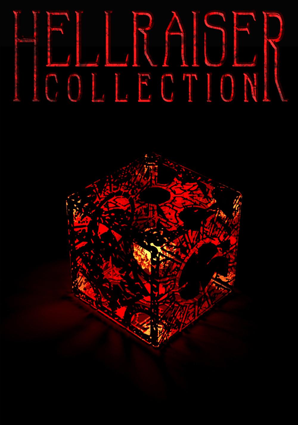hellraiser collection movie fanart fanarttv