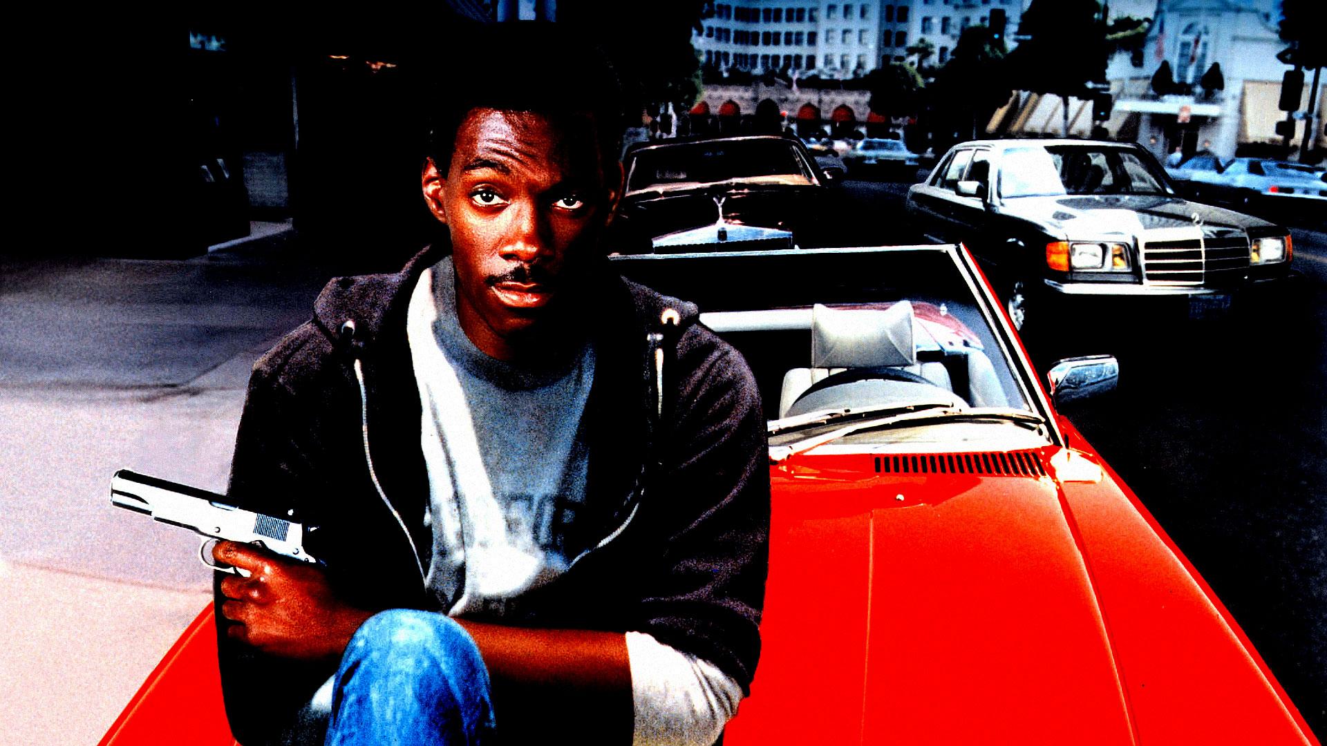 Beverly Hills Cop | Movie fanart | fanart.tv  Beverly Hills C...
