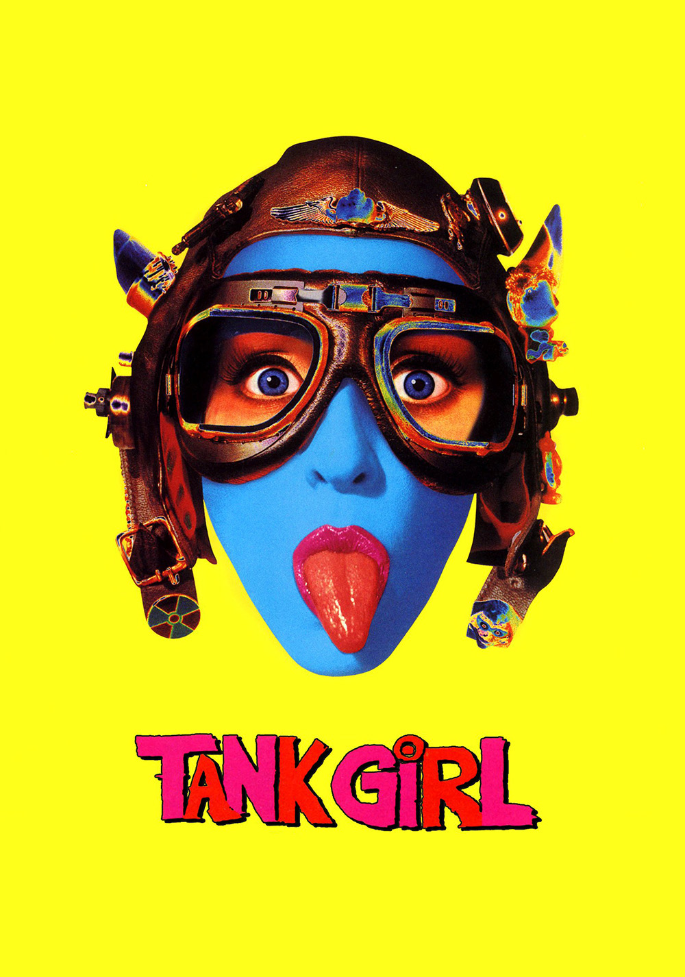 9783893439119: Tank Girl IV. Der Comic mit dem Kängeruh