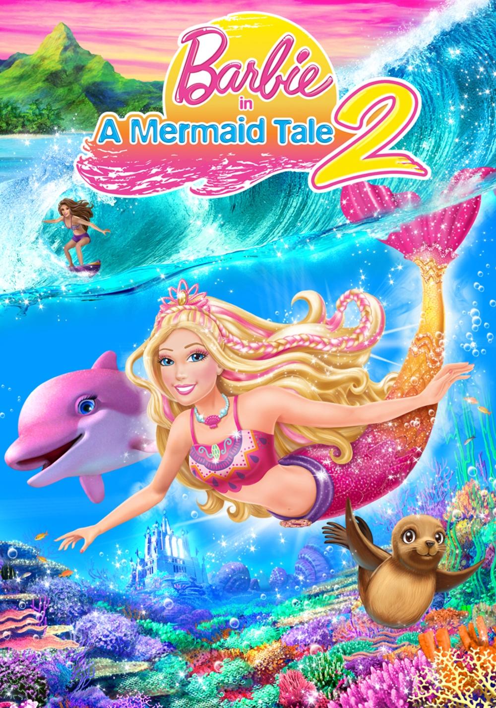 Barbie in A Mermaid Tale ‿ - YouTube