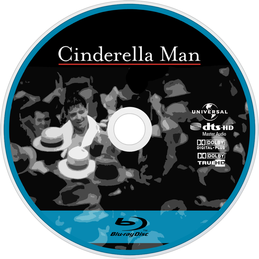 Cinderella Man Bluray Disc