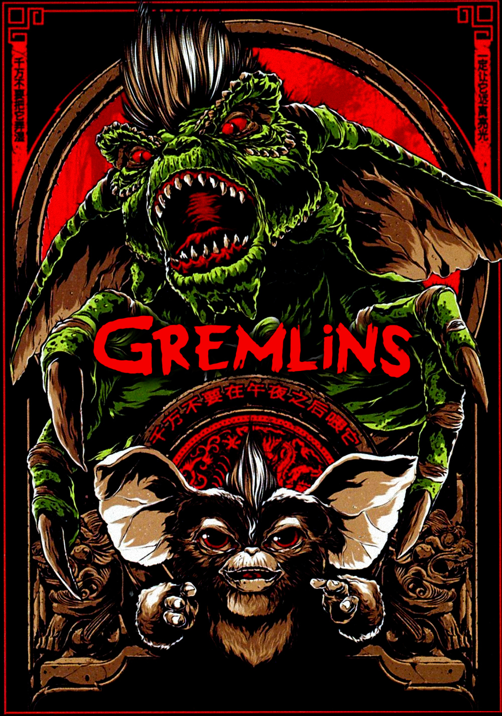 gremlins movie fanart fanarttv