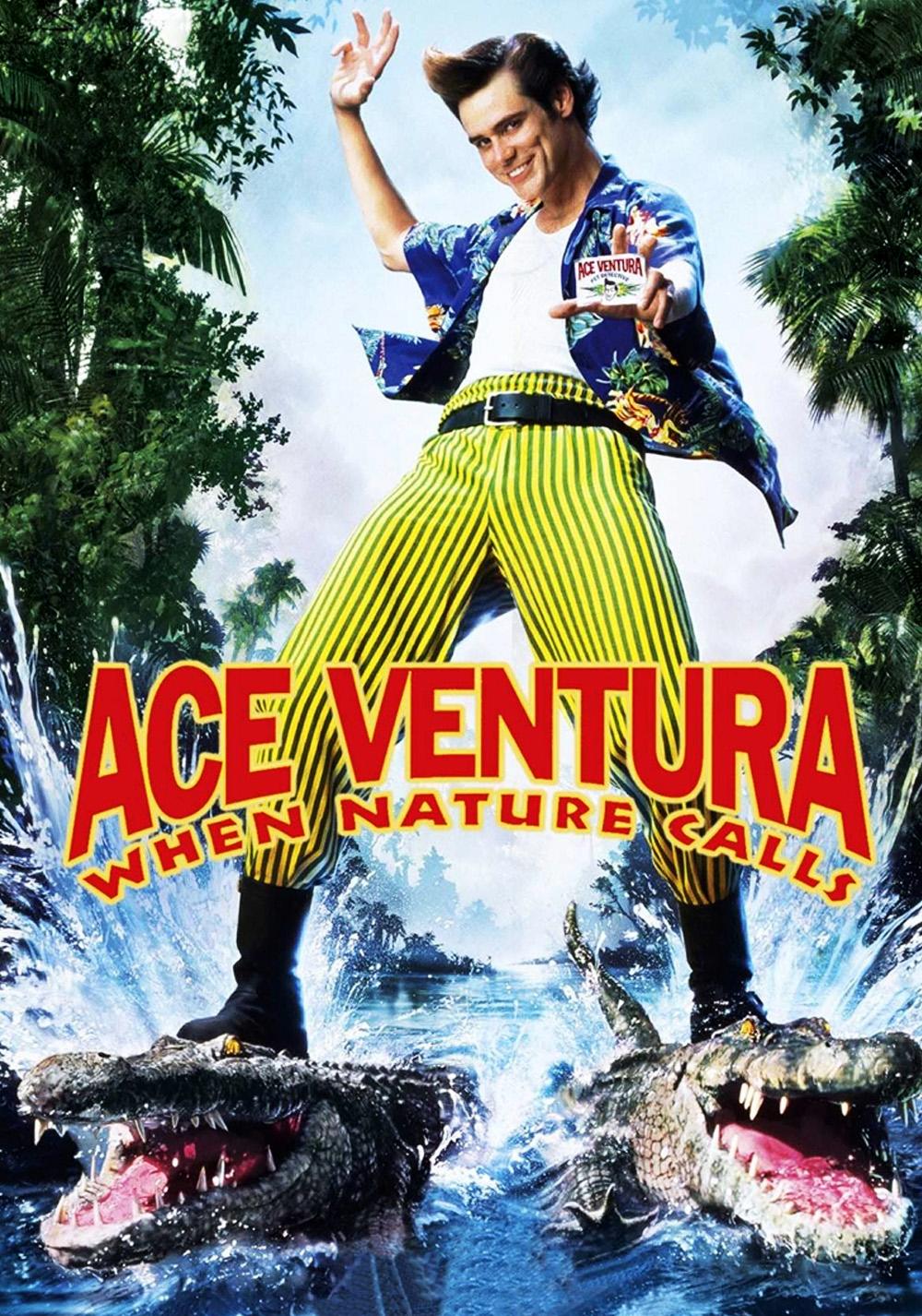 Ace Ventura: When Nature Calls Full'HD'Movie'' - YouTube