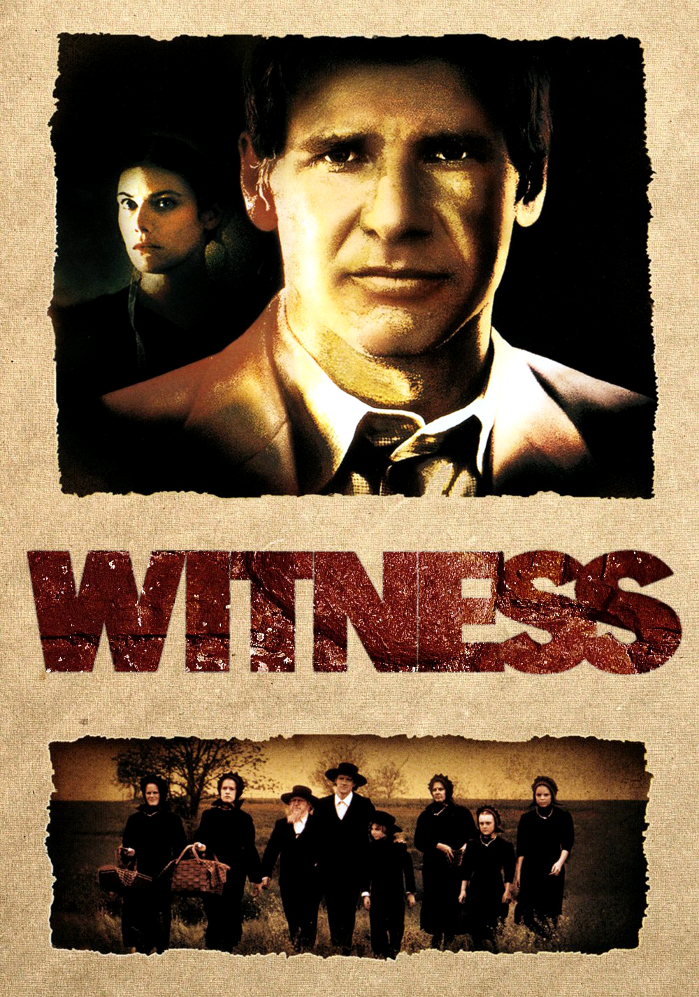 Witness | Movie fanart...