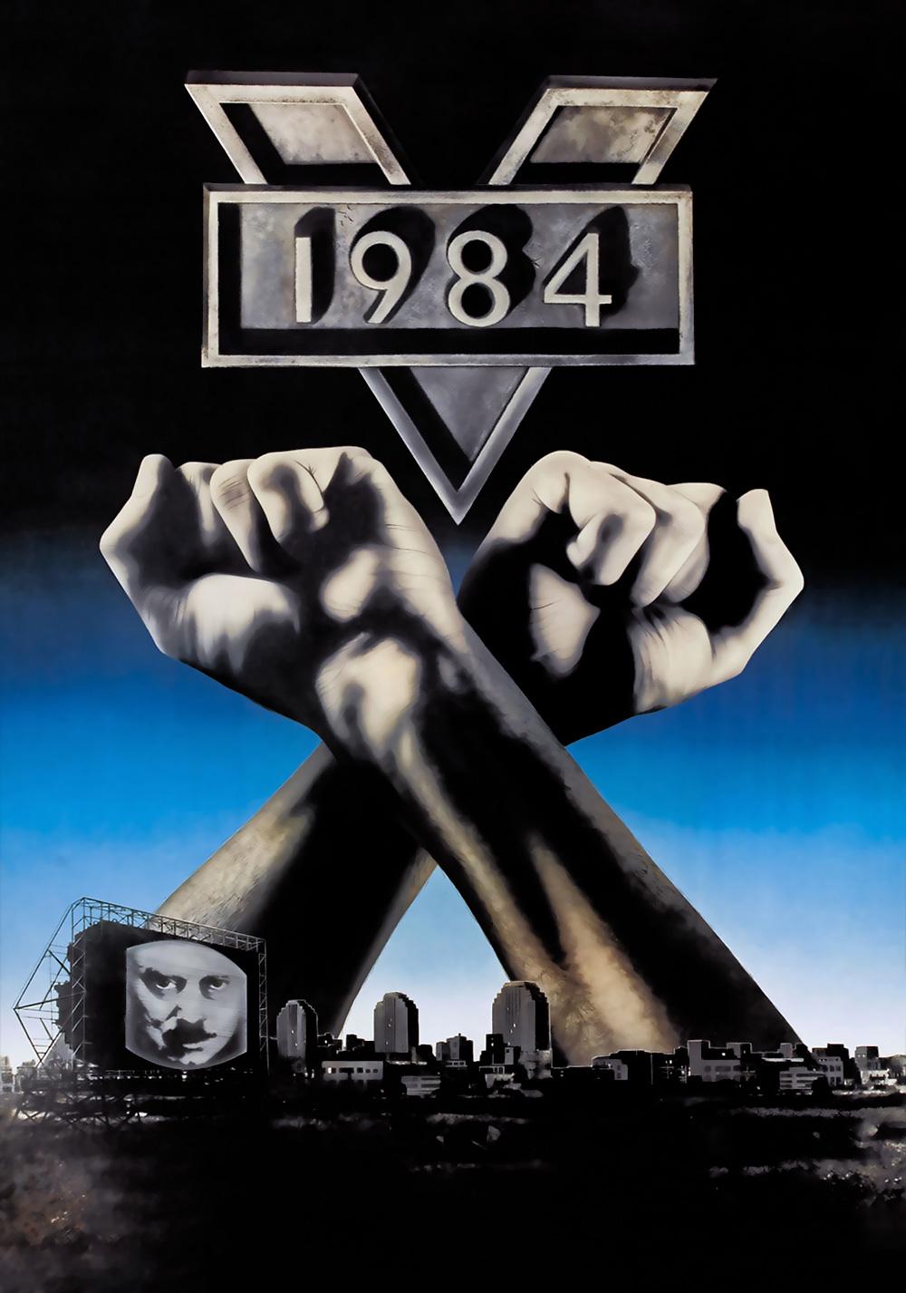 Resultado de imagen de 1984 fanart