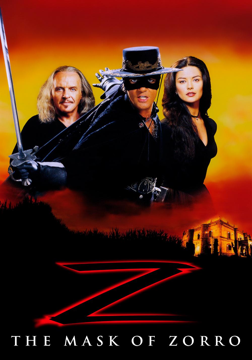 Mask Of Zorro 53