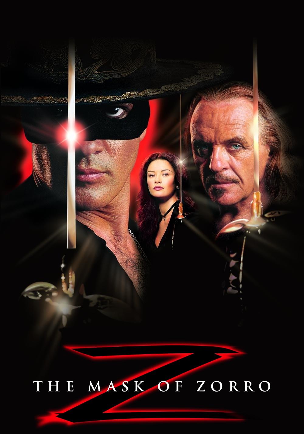 the mask of zorro movie fanart fanarttv