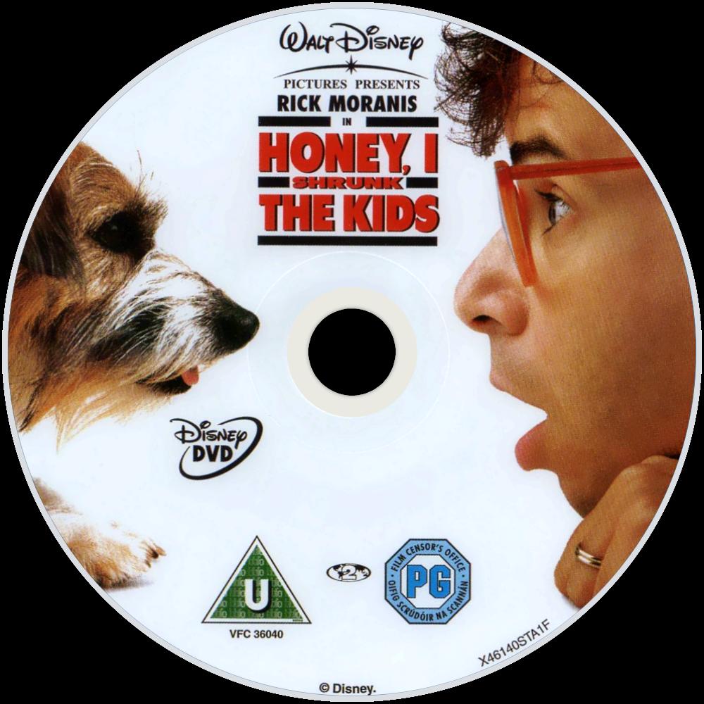 Honey I Shrunk The Kids Movie Fanart Fanart Tv