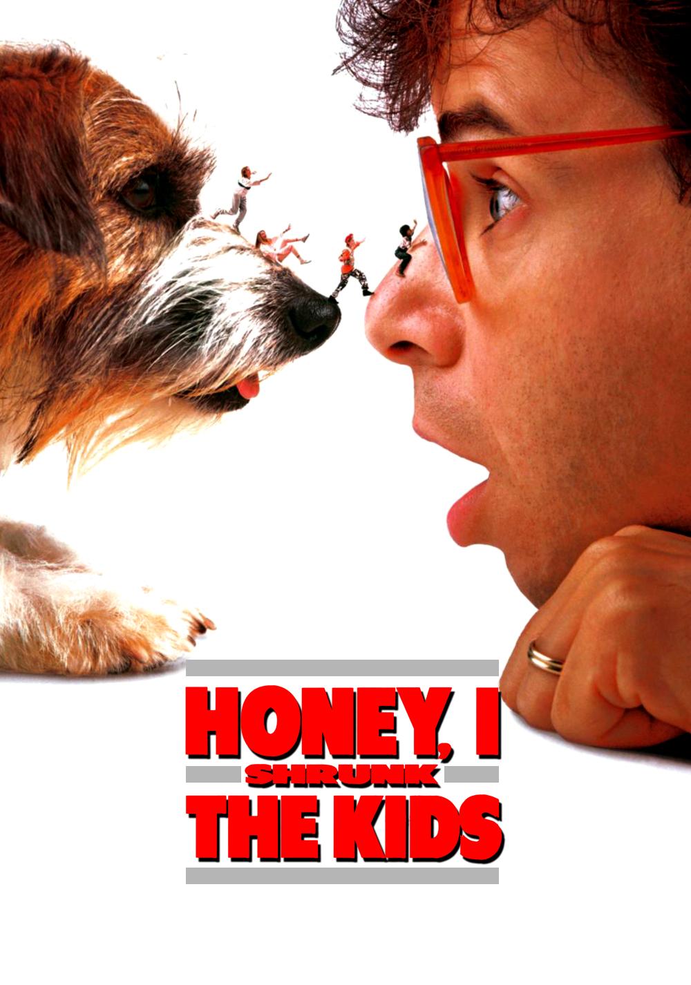 Kids Movie Posters Honey, I Shrunk...