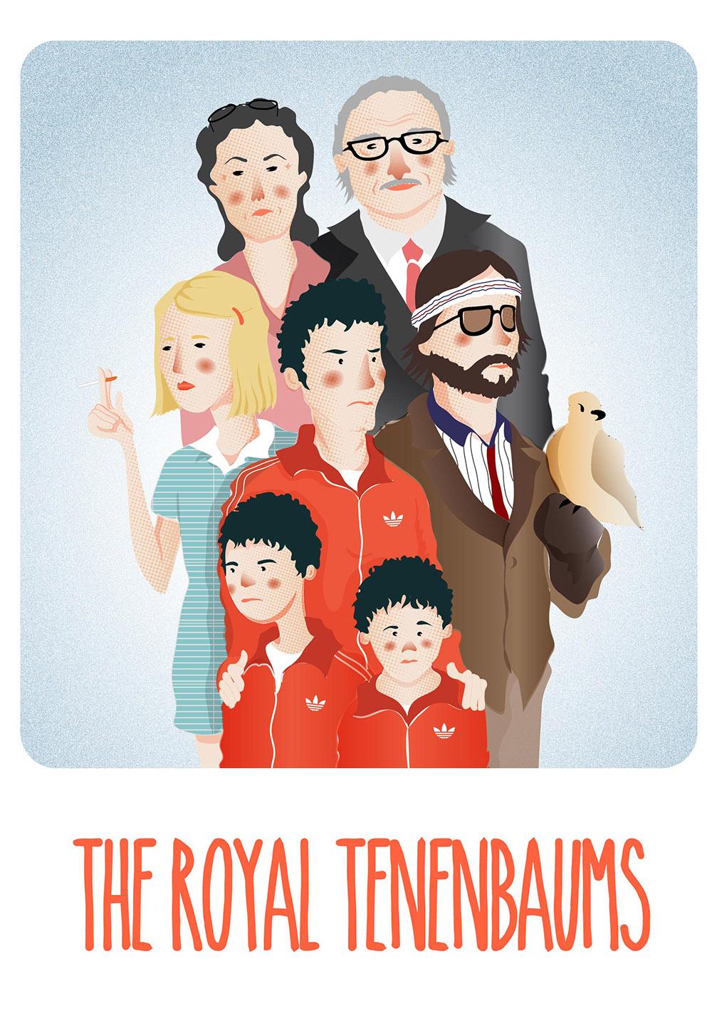 the royal tenenbaums movie fanart fanarttv