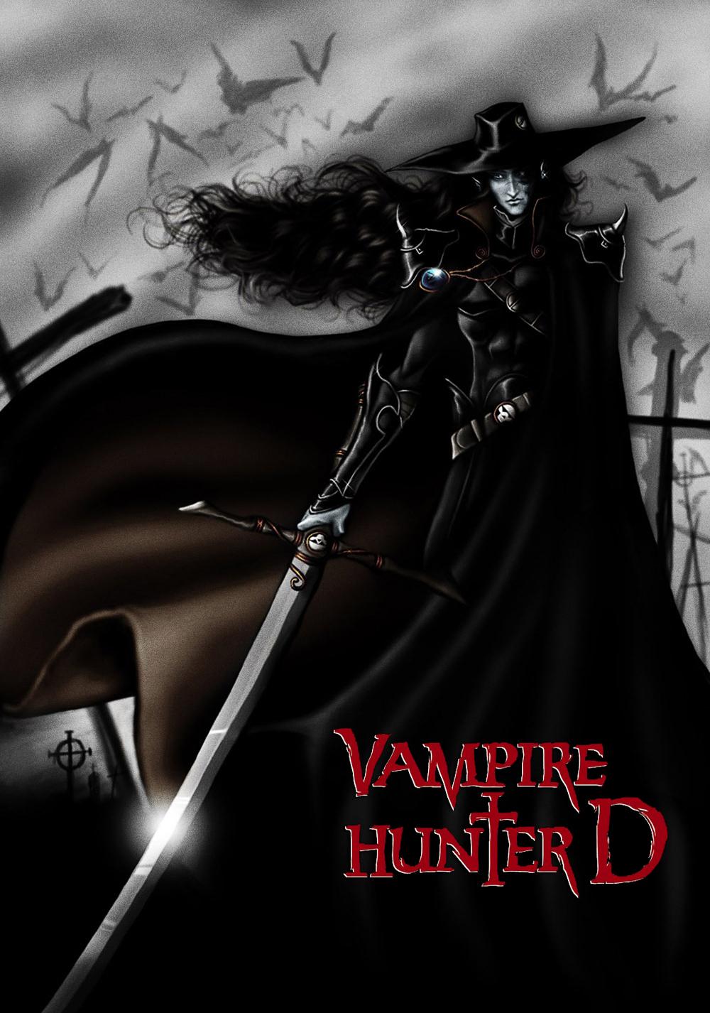 vampire hunter d anime movies