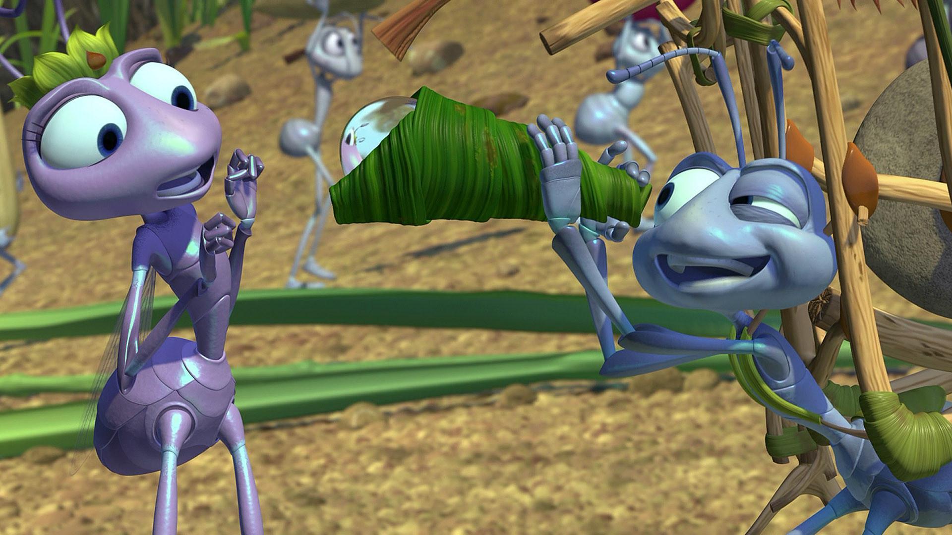 A Bug's Life | Movie fanart | fanart.tv