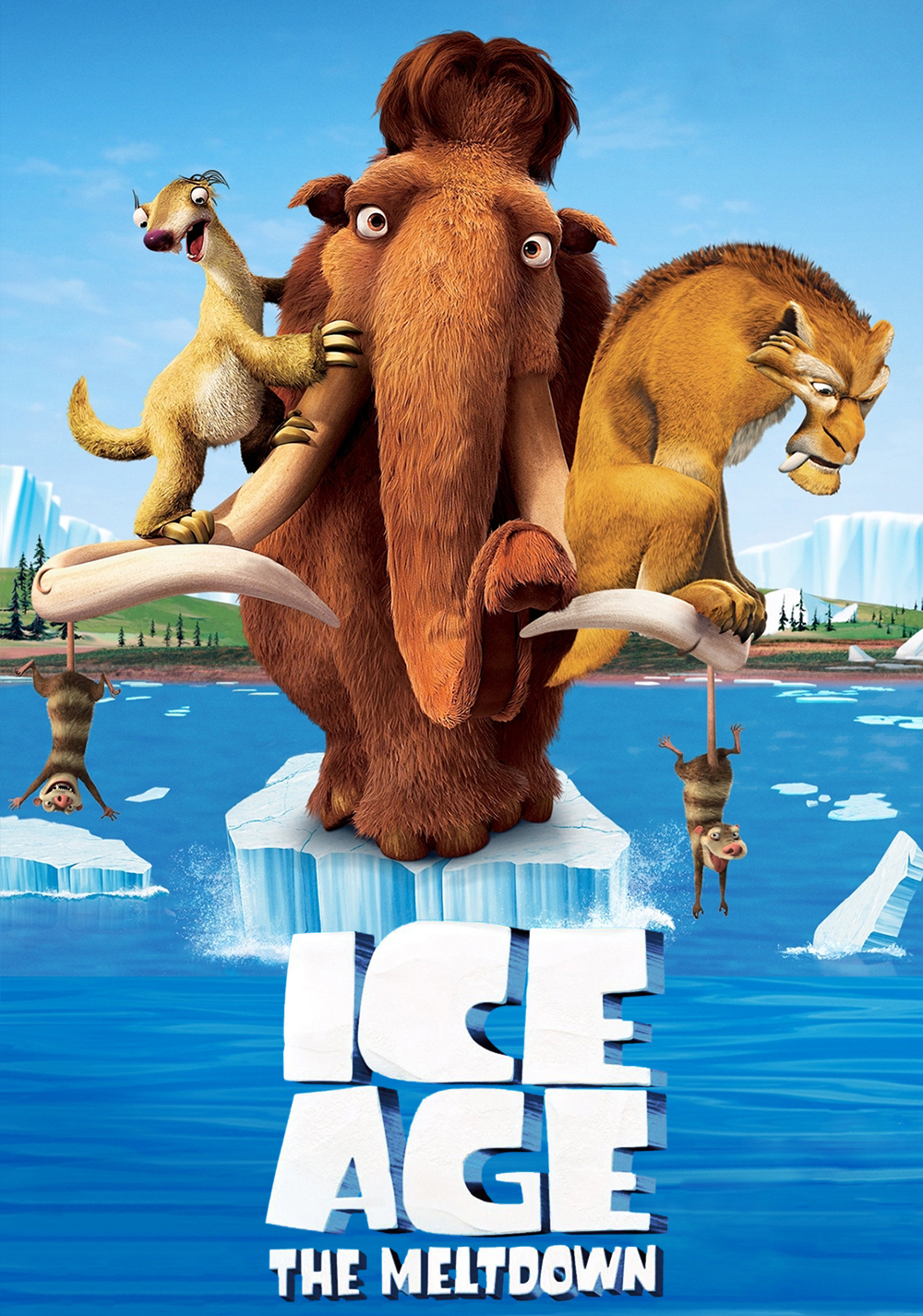 Ice Age: The Meltdown | Movie fanart | fanart.tv