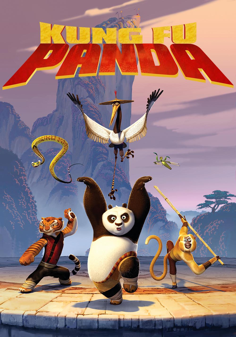 Kung Fu Panda | Movie fanart | fanart.tv