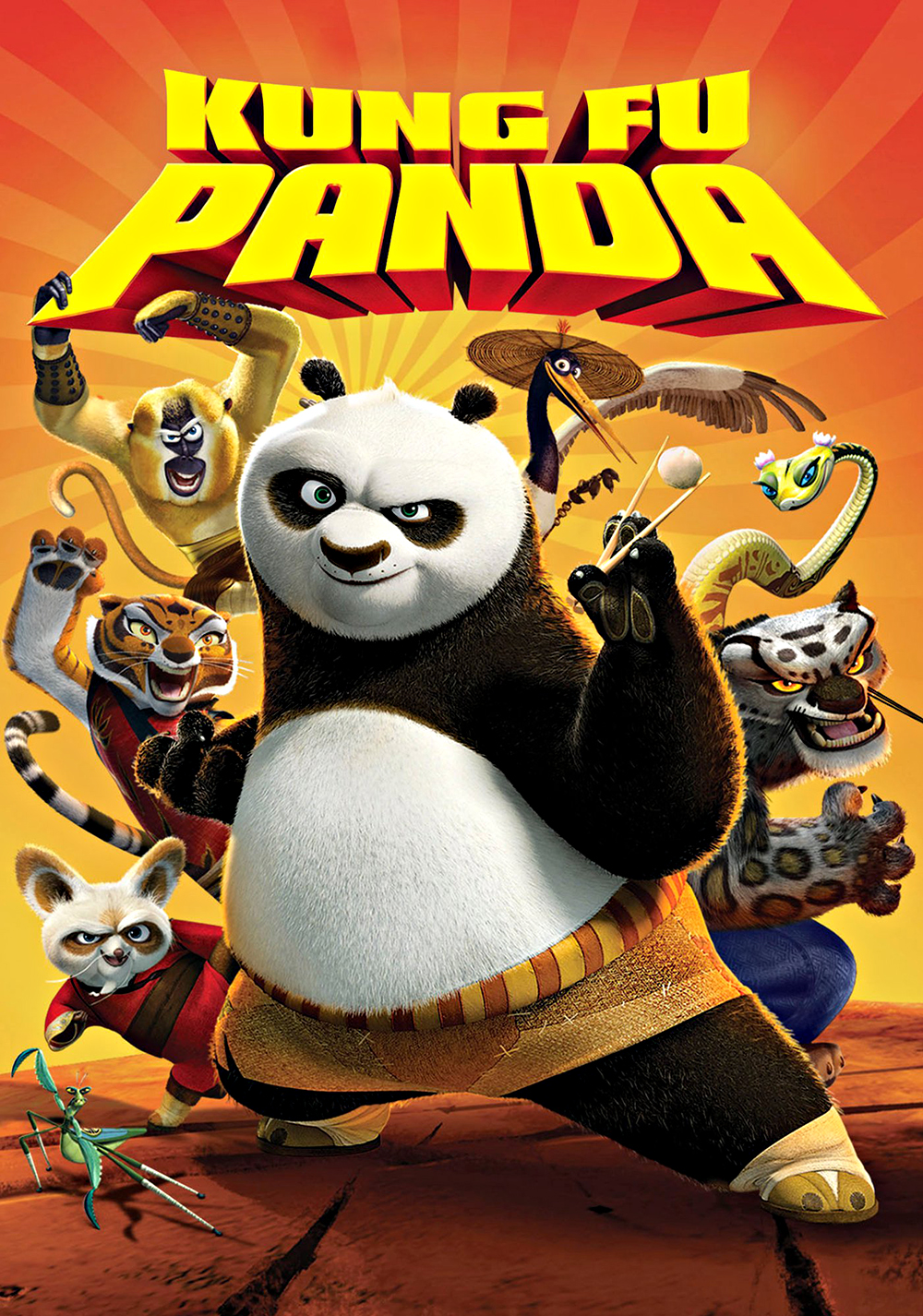 Kung Fu Panda Stream English