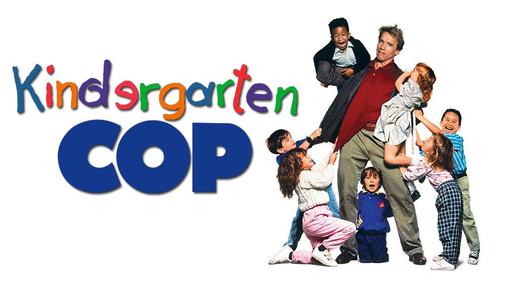 Kindergarten Cop Movie Fanart Fanart Tv