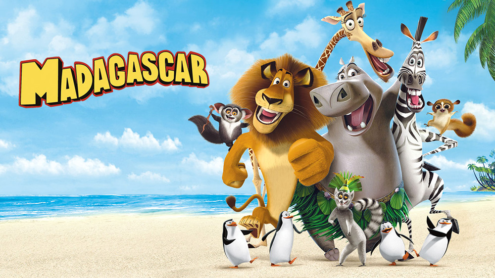 Madagascar 1 Film