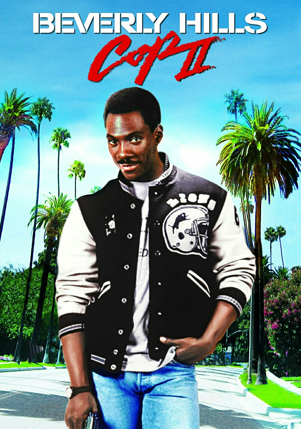 Beverly Hills Cop Ii Movie Fanart Fanart Tv