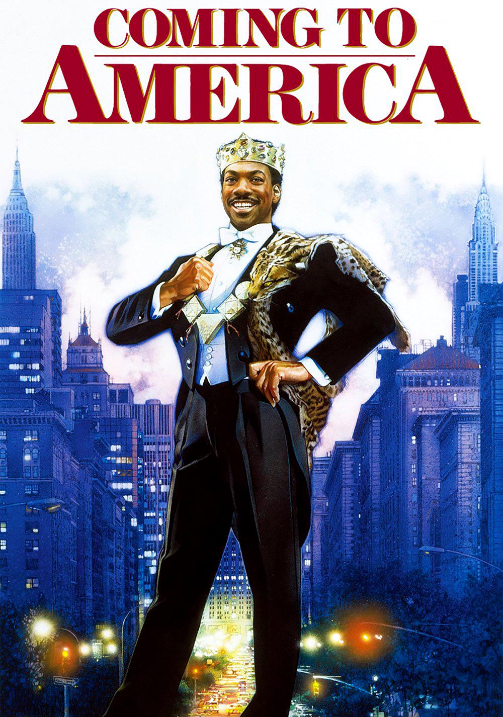 coming to america movie fanart fanarttv