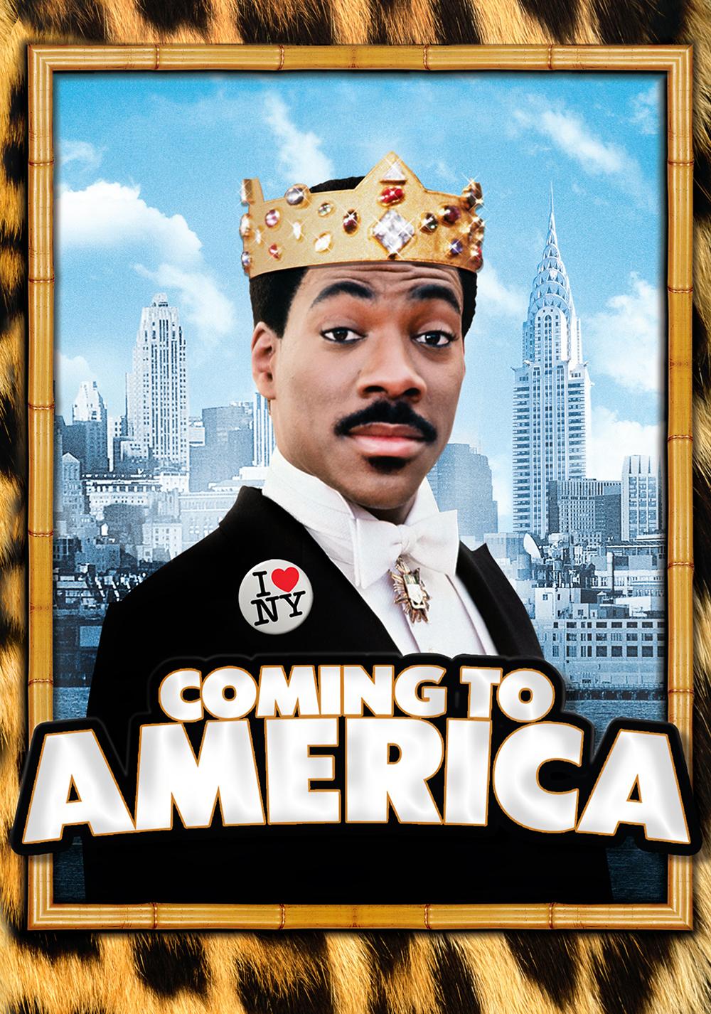 Coming to America | Movie fanart | fanart.tv