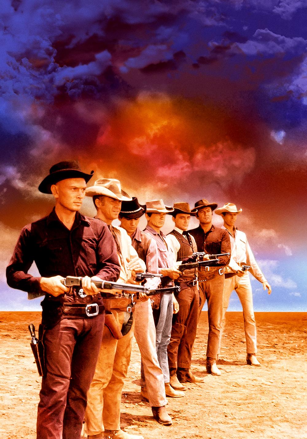 the magnificent seven movie fanart fanarttv