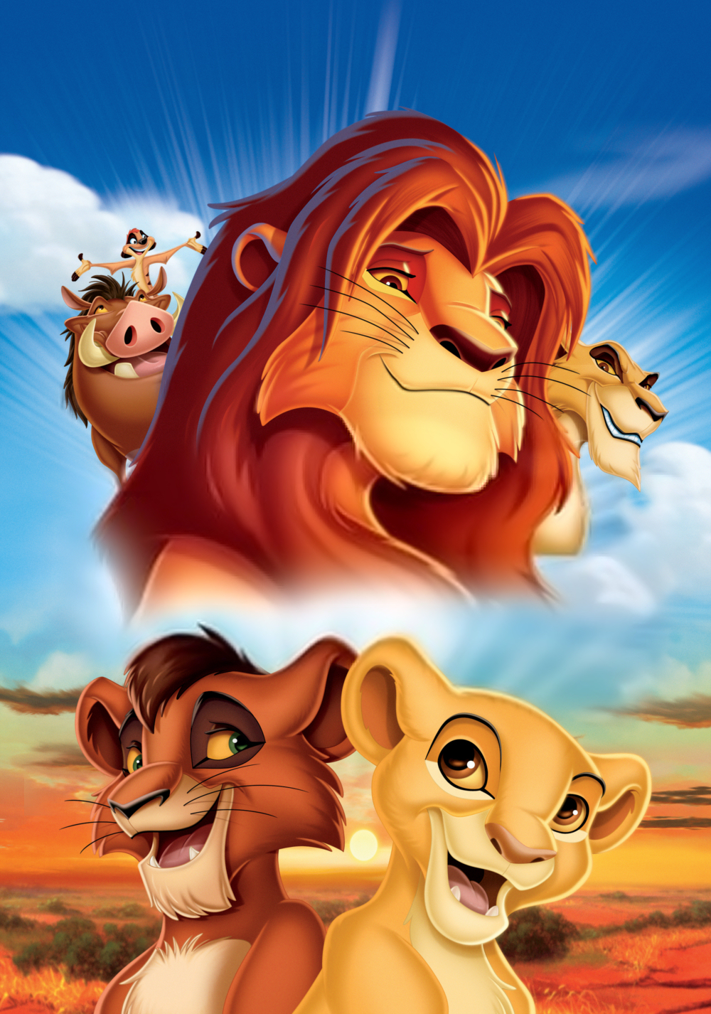 The Lion King Ii Simba S Pride Movie Fanart Fanart Tv