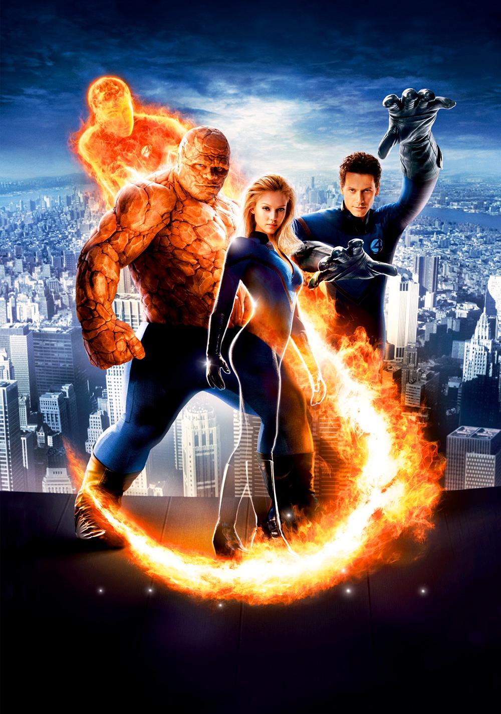 fantastic four movie fanart fanarttv