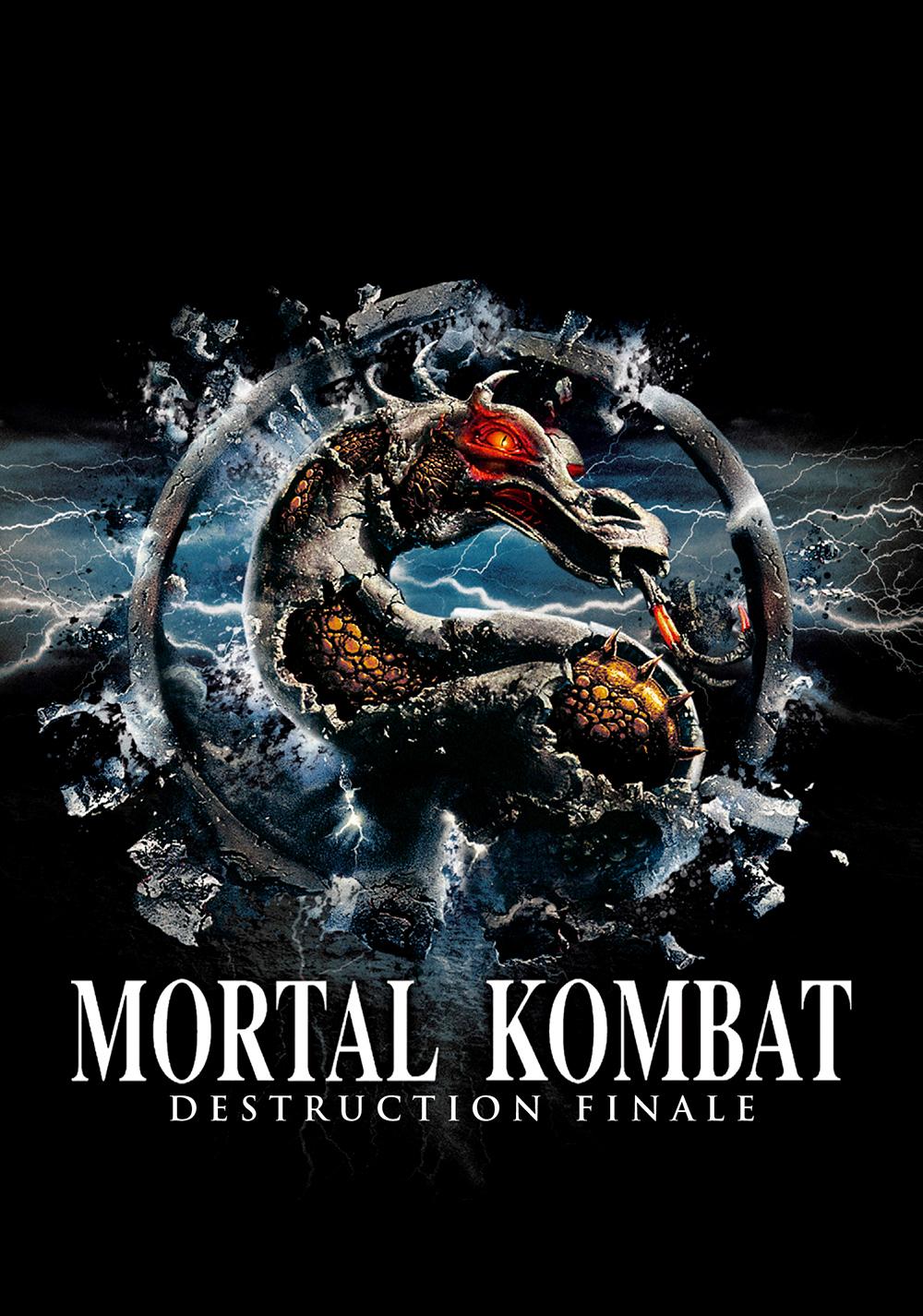 mortal kombat annihilation poster